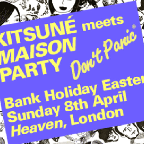 Jaymo & Andy George - Kitsune Maison Party Warm-Up Mixtape