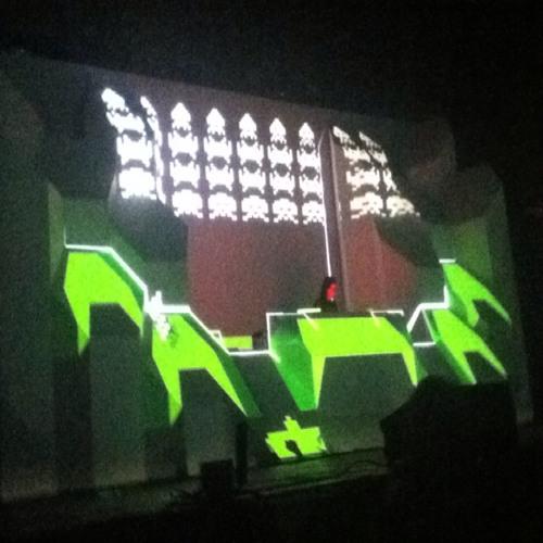 Skrillex - The Cell Intro (LIVE) at Zenith, die Kulturhalle