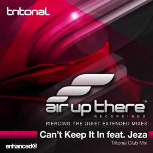 Tritonal - Can't Keep It In ft Jeza (Tritonal Club Mix)