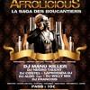 DJ Manu Killer, NegRo Talent, Laprodada DJ - Pinguiss mix (Africa United 2011)