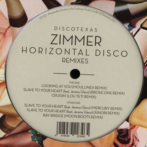 Zimmer - Bay Bridge (Moon Boots Remix)