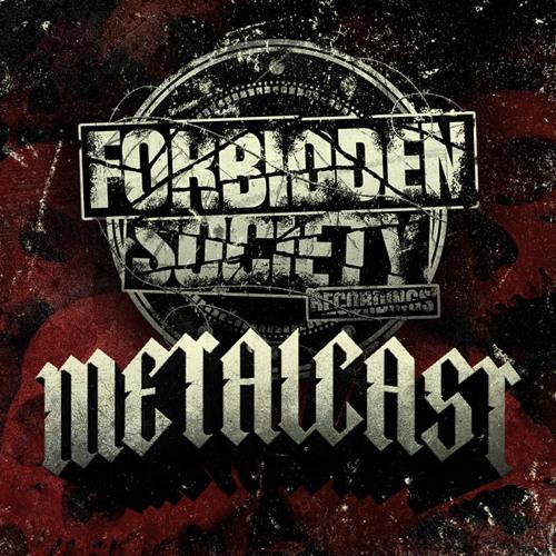 FORBIDDEN SOCIETY RECORDINGS METALCAST vol.5 feat. COUNTERSTRIKE