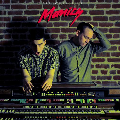 Manics - Personalities EP Free Download
