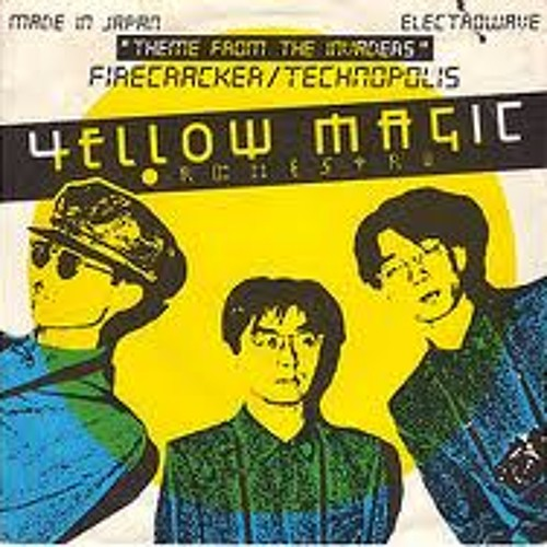Yellow Magic Orchestra  - Firecracker (Grabo'sky Extended Re-Edit)