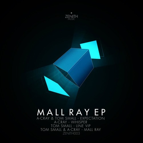 Tom SMall & A-Cray - Mall Ray - Mall Ray EP