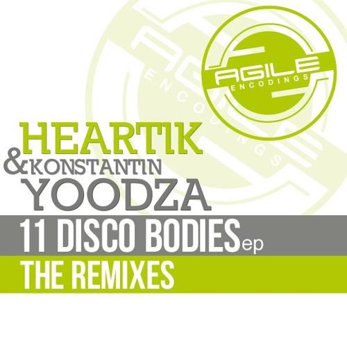 Heartik - Body Mooove (Kernel Key Remix) [Agile Encodings]