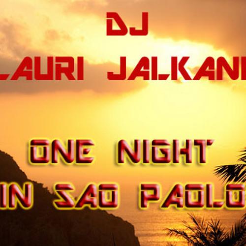DJ Late - One night in Sao Paolo