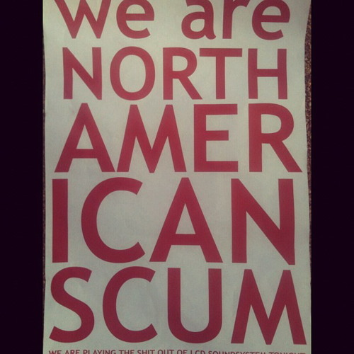 We Are North American Scum | Mixtape 1