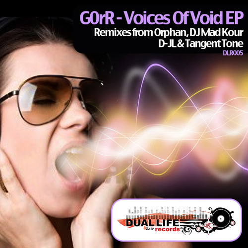 G0rR - Voices Of Void (Original Mix) Out now on Beatport