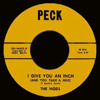 THE MODS - I Give You An Inch (And You Take A Mile) short demo-soundclip 1 min 03 secs