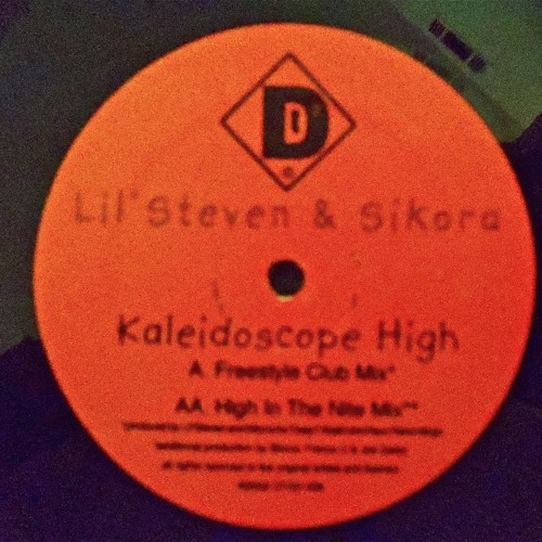Kaleidoscope High (Freestyle Club Mix) Lil Steven and DJ Sikora