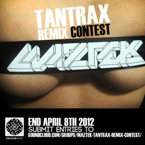 Maztek - Tantrax (Nybble Remix)