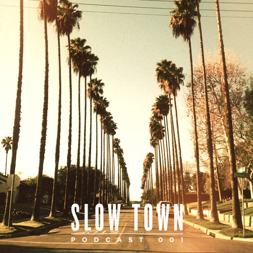 Slow Town MIX 01 | mixed by  Rhythm&Soul