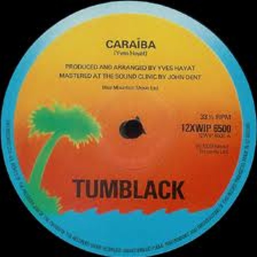 Tumblack - Caraiba (Jayz Eyeball Edit) .....Edit Records Exclusive