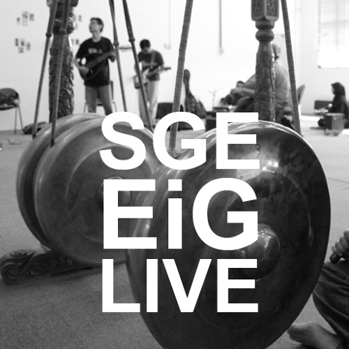 KEPULANGAN (experimental gamelan project) - live
