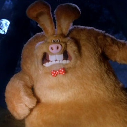 Savage Easter Bunny From Outer Space