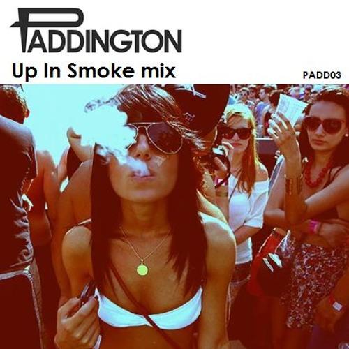 DJ Paddington - Up In Smoke mix - PADD03