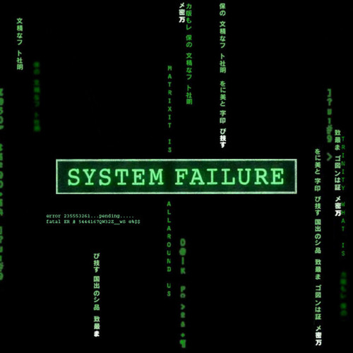 TK - System Fail (Original Bass Mix)
