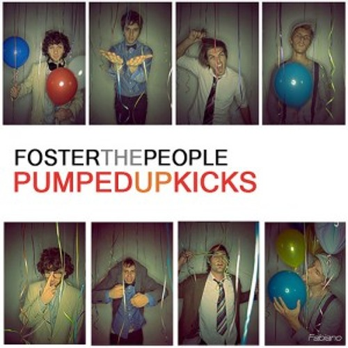 Foster the people- Pumped up kicks (Julien Cox Rmx) (Comment it if you like)