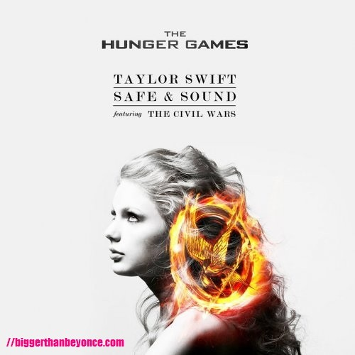 Taylor Swift ft  The Civil Wars - Safe & Sound Piano Version (HQ