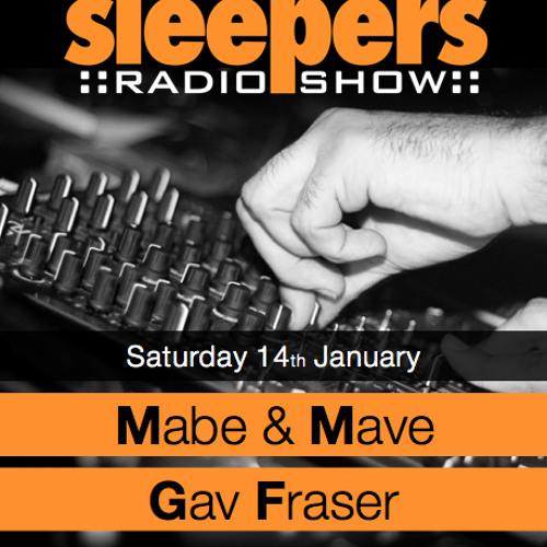 Gav Fraser Mix Jan 2012