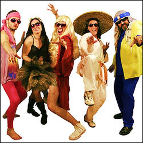 The Party Band - Con La Chota Al Hombro