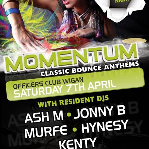 DJ Kenty - Momentum Classics Set