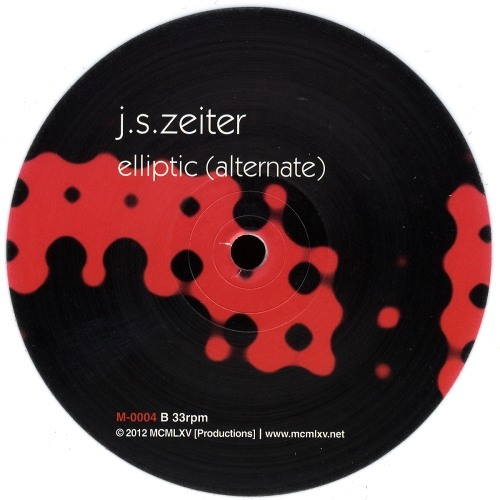J.S.Zeiter - Elliptic (Alternate) (excerpt)
