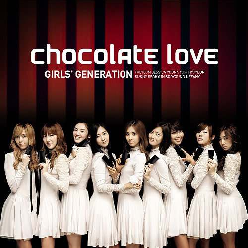 SNSD - Chocolate love