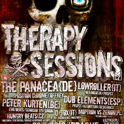 Lowroller - Therapy Sessions Prague 20.4.2012 - Promo Mix