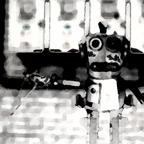 Suavemonkey - Dispose the RObot [April 2012]