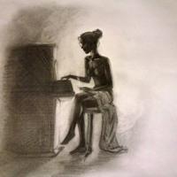 Ashot Danielyan - The girl in the window