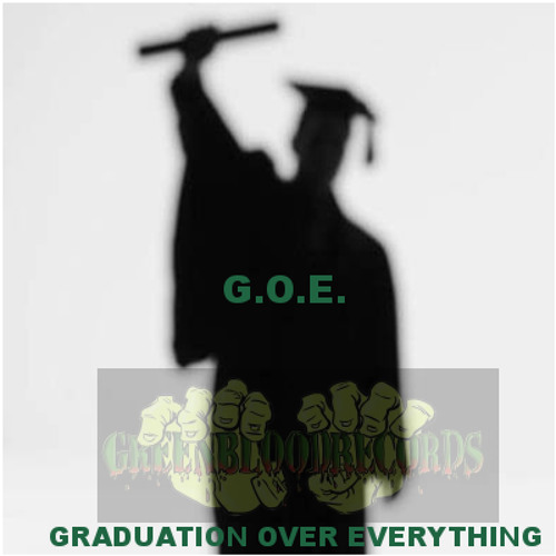Reggie Diamond G.O.E. - Promo - Graduation Over Everything
