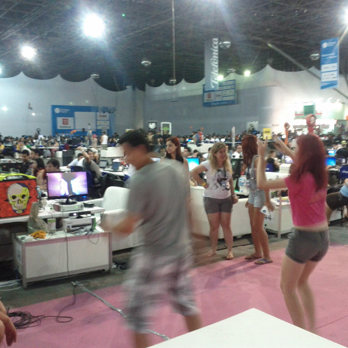Post Tropical Storm at #cpbr5 #musichackday