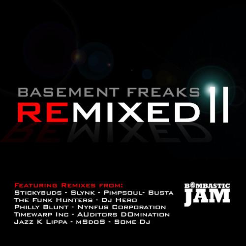 Basement Freaks - Lets Get It Started (Slynk Remix)