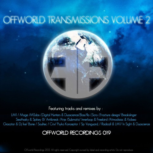InnerLoop & FreeBird - Dolce [Offworld Transmissions Vol. 2] Out now