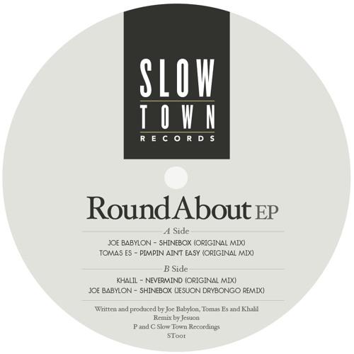 STown 01 | a1 Joe Babylon - Shinebox (Original Mix)-snippet