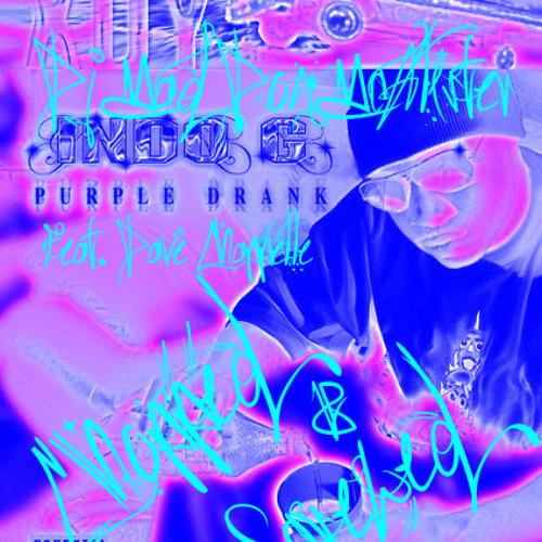 DJ MDM - Indo G feat. Dave Chappelle - Purple Drank [Chopped & Screwed]