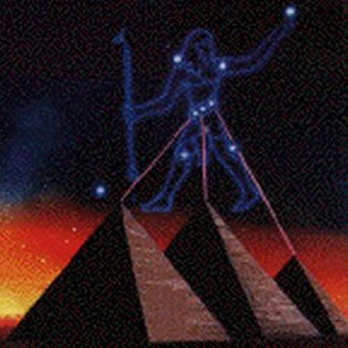 The Pyramids of Orion