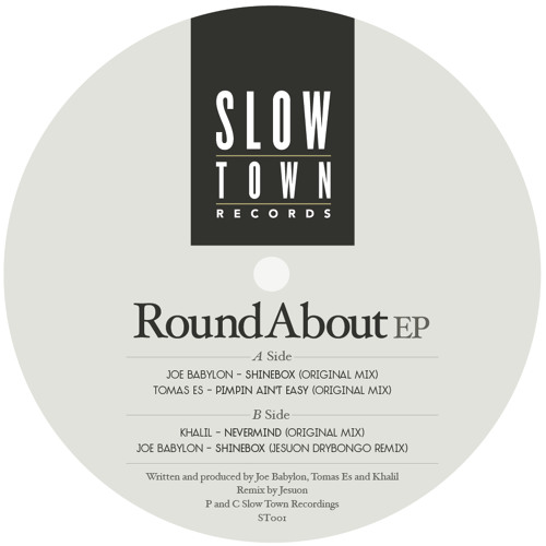 STown 01 | b2 Joe Babylon-ShineBox (Jesuon's Arp and Dry Remix)-snippet