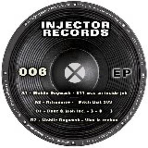Bonz & Josh Inc. - 3 + 0 = 3 (On Injector Records 006 B1)