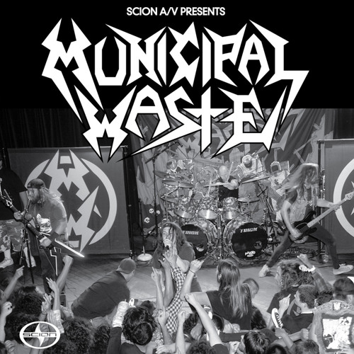 Municipal Waste - Garbage Stomp   / Poser Disposer