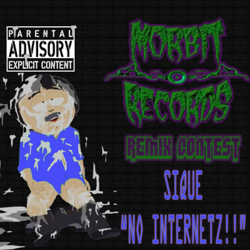No Internetz Remixed [MRBR041] by Various Artists *Out now in all major stores
