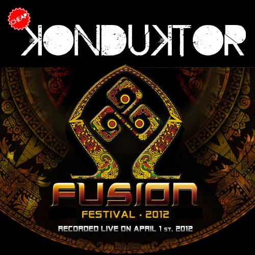 Set @ Fusion Festival - Apr 2012
