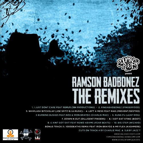 Squared Roots - Ringabadbonez (Fingerfood remix)
