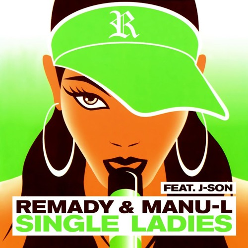 Remady & Manu-L feat. J-Son - Single Ladies - DJ Rehab Intro Party People Acapella Out Long