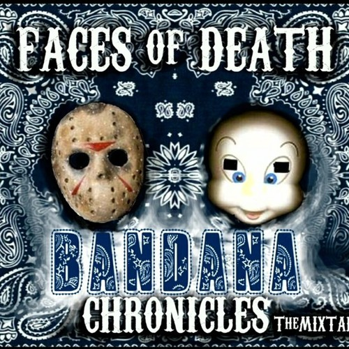 BUSTIN' & HUSTLIN' OFF BANDANA CHRONICLES THE MIXTAPE