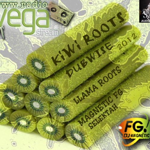 MAGNE7IC FG SELEKTAH & LLAMA ROOTS-Kiwi Roots Dubwise*2012