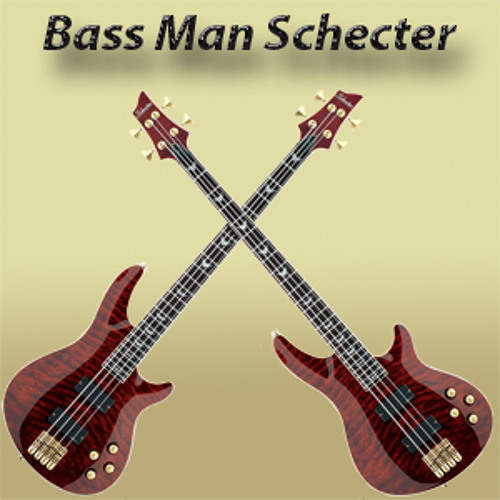 Bass Man Schecter - Diamond Love
