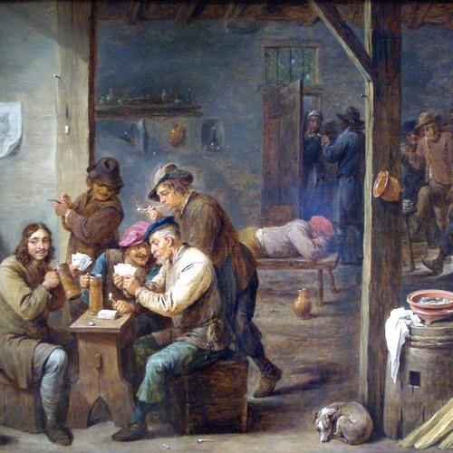 Tavern of mirk